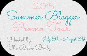 Summer Blogger Promo Tour 2015